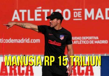Di Bawah Simeone, Atletico Madrid Jual 60 Pemain Hasilkan Rp 15 Triliun