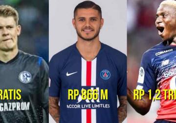15 Transfer Pemain Bintang yang Sudah Dinyatakan Resmi