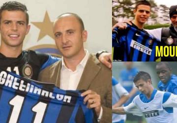 Kisah Ben Greenhalgh, Pemain Inter Milan Hasil Reality Show Televisi