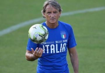 Mancini Yakin Italia Bisa Memenangkan Euro 2020