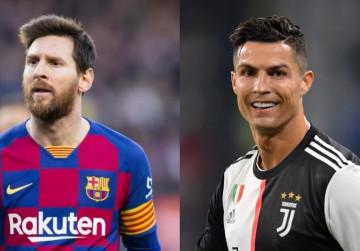 Siapa Terbaik Messi vs Cristiano Ronaldo, Ini Kata 137 Pemain dan Pelatih Top Dunia