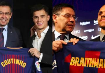 10 Transfer Terburuk Barcelona di Era Josep Maria Bartomeu