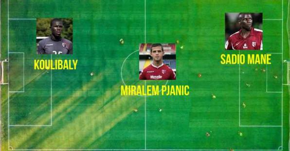 Line Up 11 Dahsyat Milik FC Metz Andai Tak Jual Pemain