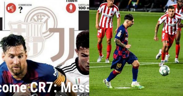 Banderol Kontrak Fantastis Inter Milan untuk Lionel Messi