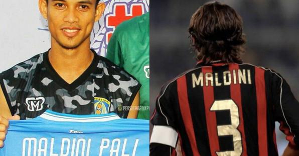 6 Pesepakbola Indonesia yang Namanya Mirip dengan Bintang Sepakbola Dunia