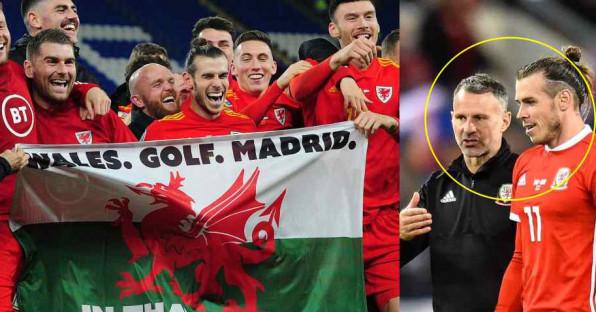 Ini Isi Curhat Gareth Bale ke Ryan Giggs Soal Situasinya di Real Madrid