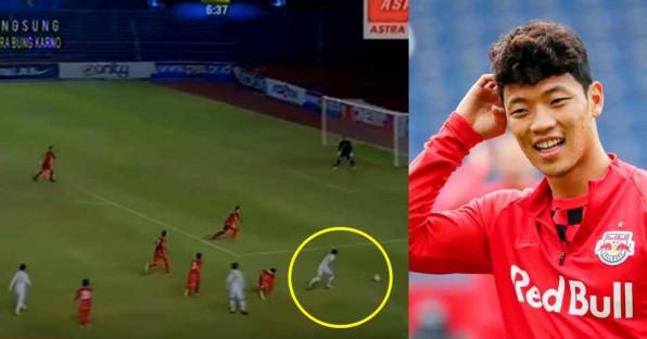 Kisah Hwang Hee-chan, dari Bedak Luntur di SUGBK Kini Pengganti Timo Werner di RB Leipzig