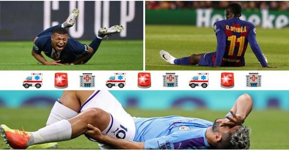 Jadwal Lengkap Liga Champions di Lisbon dan Daftar Bintang yang Cedera