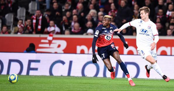 Ligue 1 Distop, Lyon Gugat Jalur Hukum Lille Sebut Brutal