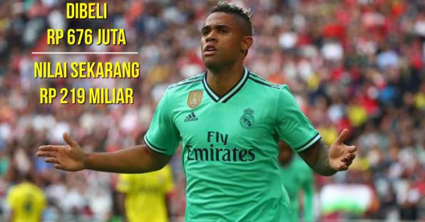 Musim Depan Real Madrid Punya 37 Pemain, 4 Nama Ini Fokus Segera Dijual