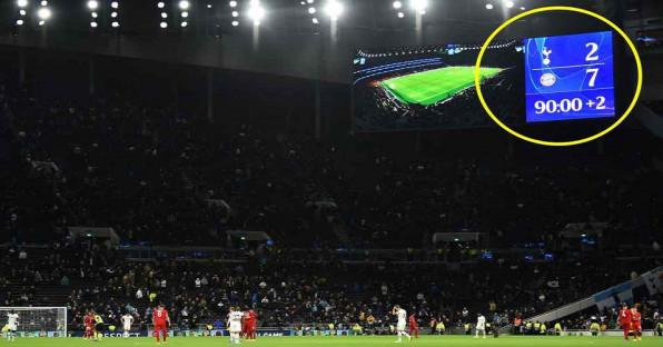Lihat Skor-skor Ajaib Bayern Lawan Tim Inggris Ini, Makanan Empuk!
