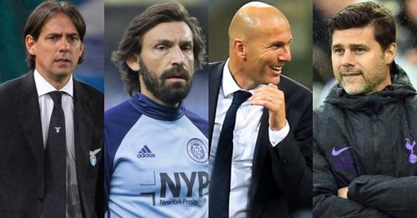 4 Kandidat Kuat Pelatih Juventus Setelah Sarri Resmi Dipecat