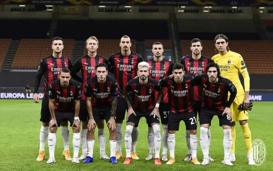 5 Tim Paling Muda di Lima Liga Top Eropa, AC Milan Nomor ...