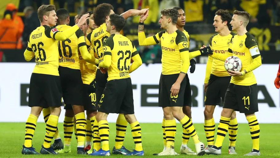 Dortmund Tumbang Dalam Drama Tujuh Gol Erling Haaland Tak Bikin Gol Libero Id