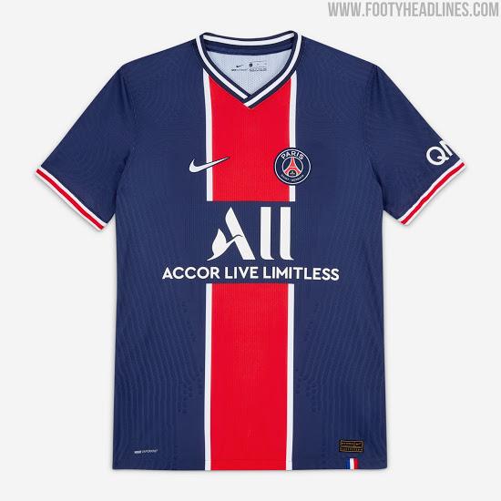 Kisah Di Balik Kostum Legendaris Psg Diilhami Jersey Ajax Amsterdam Libero Id